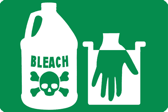 Why You Should Stop Using Bleach NOW – Health & Safety Programs